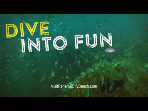 Dive In! to Panama City Beach FUN