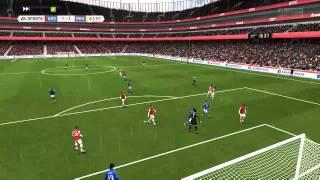 Arsenal vs Brazil