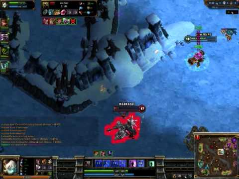 League of Legends Tristana Gameplay Part 3/3