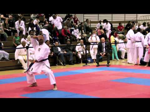 Kai Leung's 19th Traditional Karate-do Invitational Championships