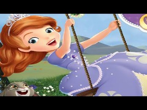SOFIA THE FIRST   Sofia Dress for a Royal Day   New English Episode   Di