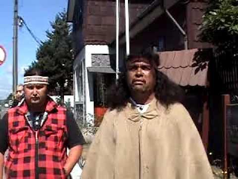 Denuncia allanamiento a Radio Mapuche