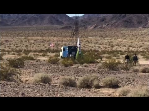 Man Propels Self 1,875 Feet With Homemade Rocket