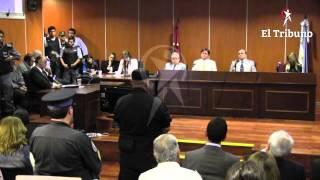 Seis acusados a perpetua por crímenes de lesa humanidad