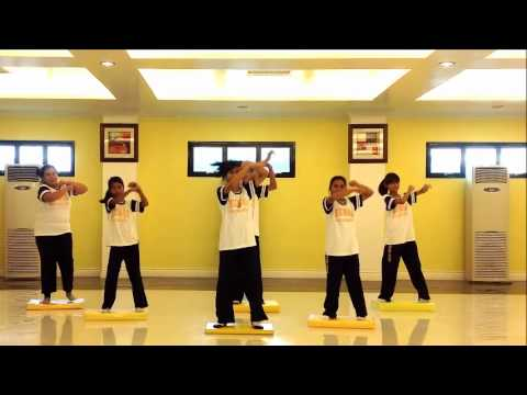 Aerobic Dance Exercise video