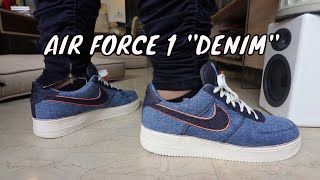 DOUBLE AIR FORCE 1 UNBOXING & ON-FEET REVIEWS!