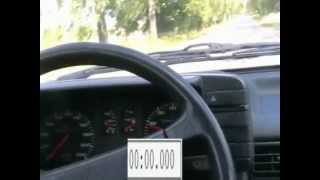 Audi Coupe GT B2 1986 2,2 101kw 5cyl sound