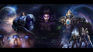 Starcraft 2 part 2 w Dead Ranger