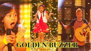 TOP 3 Golden Buzzer Judge Cuts America