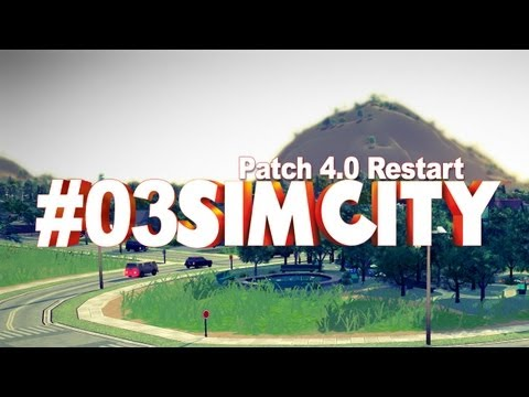 SIM CITY [Patch 4.0] #03 - Kreisverkehr