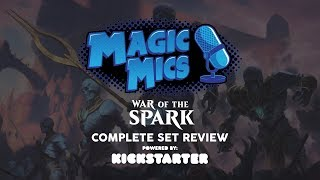 War of the Spark Complete Set Review - Black