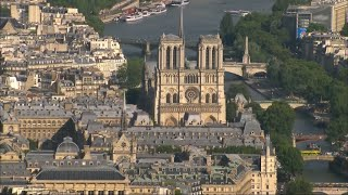 Standing the test of time: Notre-Dame Cathedral in Paris
