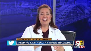 Staying Healthy While Traveling for the Holiday