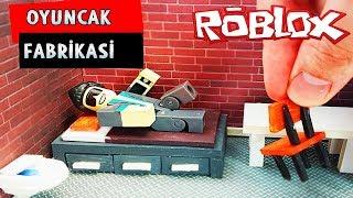 780.000 TL OYUNCAK FABRİKASI KURUYORUM! - Roblox