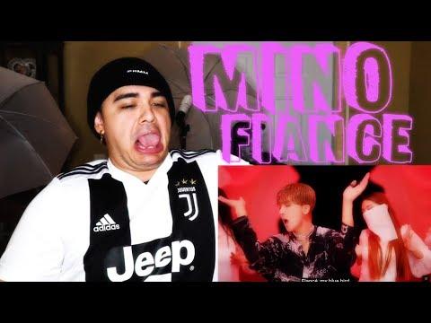 MINO - FIANCÉ MV Reaction [ARE YOU THE FIANCÉ?! O_O]