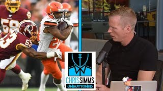 Fantasy Football must-have players: Nick Chubb, Chris Carson | Chris Simms Unbuttoned | NBC Sports