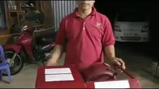 Một người dân giới thiệu đã phát minh ra máy phát điện không cần nhiên liệu