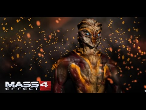 Mass Effect: Andromeda –  Трейлер Игры [2017] 👍