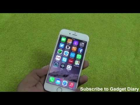 Apple iPhone 6 Gold India Quick Review - Design, Camera, Performance, Battery