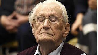 Auschwitz Muhasebecisi'ne Dört Yıl Hapis Cezası