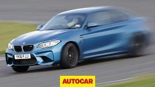 BMW M2 - Britain's Best Driver's Car   Part 5   Autocar