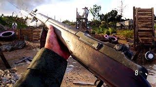 "Call of Duty: WW2 ""M1 Garand"" Gameplay"