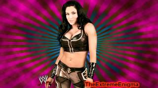 "Melina 1st WWE Theme Song ""Paparazzi"""