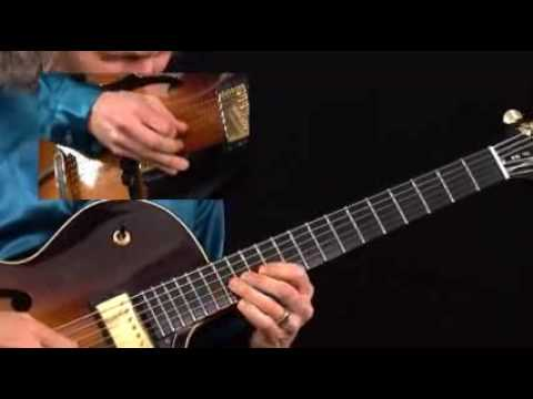 Guitar Lesson - Mimi Fox - Flying Solo - Blues for Two Performance