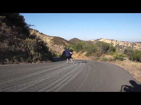 Longboarding, Maryhill Freeride to Menlo Park Skate Jam, Part 3