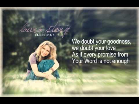 Blessings - Laura Story (with Lyrics) video