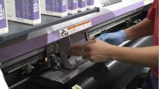 Mimaki CJV30 Series: Manual Cleaning - All Graphic Supplies