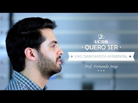 Quero ser Engenheiro Sanitarista Ambiental - Engenharia Sanitária e Ambiental UCDB