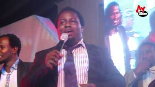 Comedians 'ROAST' Julius Agwu on his 40th Birthday
