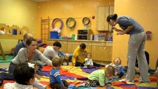Gymboree Bubbles in the Air Baby Children Song
