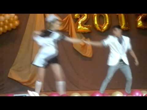 Шок! Откровенный танец на выпускной! dance shchool russia