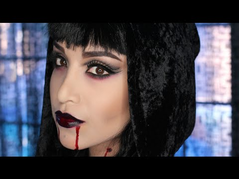 Mythical Vampire:: Halloween Tutorial