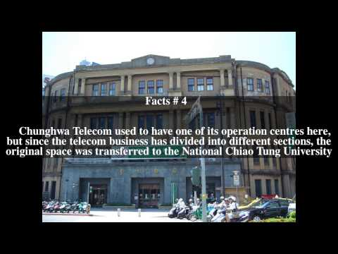 Taipei Post Office Top # 6 Facts