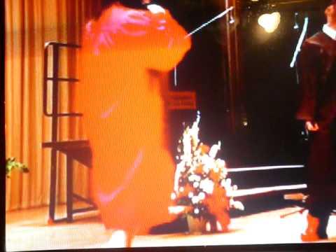 Sissonville High School Graduation 2008 Part 20