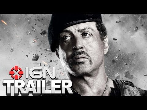 EXCLUSIVE The Expendables 2 – Debut Trailer