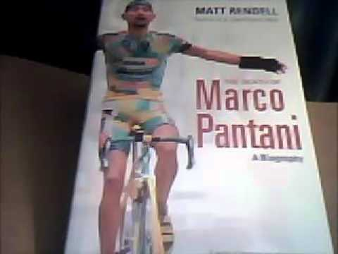 The Death of Marco Pantani By Matt Rendell Book