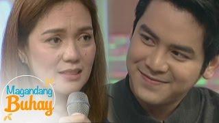 Magandang Buhay: Sylvia's sweet message to Joshua