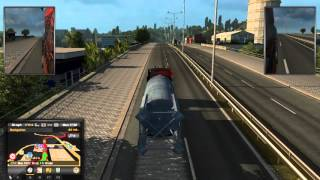 London To Cambridge United Kingdom [ Euro Truck Simulator 2]