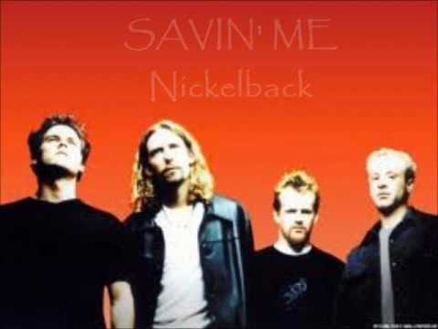 Nickelback - Savin me lyrics