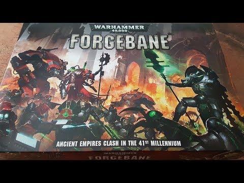 Forgebane review; Warhammer 40k
