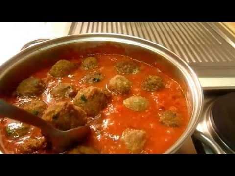 Как приготовить фрикадельки - рецепт - видео