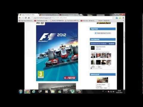 Como baixar e instalar Formula1 2012 PC Completo - D&J Tutoriais