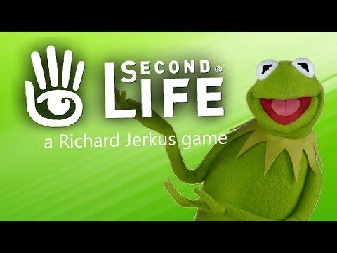 Second Life - videogamedunkey