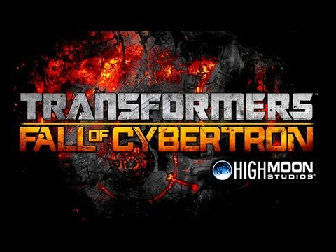 Transformers Gameplay PC