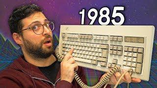 ¿Es este teclado de 1985 el mejor que jamás ha existido? IBM Model M