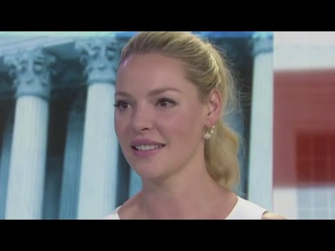 Katherine Heigl's New Role In 'State of Affairs' | TODAY